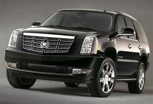 Весной 2014 года появится обновленный Cadillac Escalade