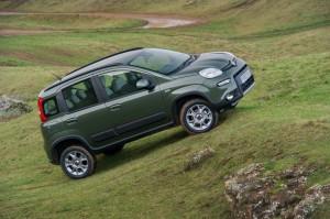 Компакт-кроссовер Fiat Panda XL появится в следующем году