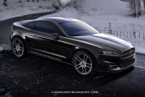 Новый Ford Mustang станет более европейским