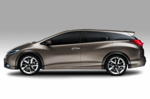 Планируется появление «горячего» универсала Honda Civic