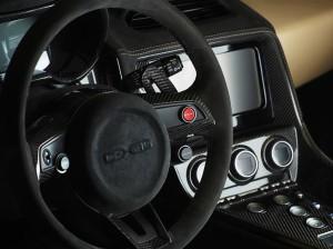 Гибридный суперкар Jaguar C-X75 показали на видео (+Фото)