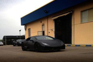В интернете появилось первое фото преемника Lamborghini Gallardo