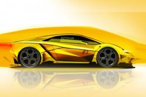 Осенью Lamborghini представит концепт Cabrera