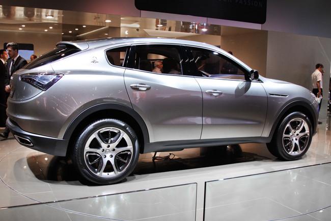 Maserati Kubang концепт