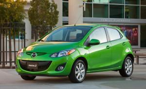 Новая Mazda2 будет базироваться на укороченной платформе CX-5