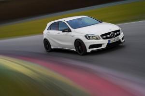 Объявлены цены на мощнейший Mercedes-Benz A 45 AMG (+фото)