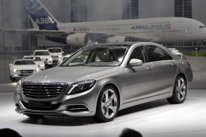 В следующем году выйдет Mercedes-Benz Pullman