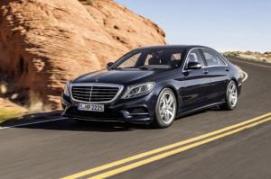 Первой поступит в продажу спецверсия Mercedes-Benz S-Class