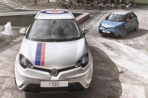 Подробности по европейской версии MG3