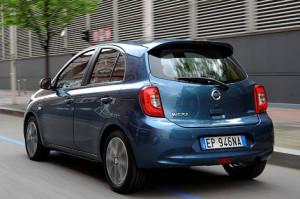 Обновленный Nissan Micra научился лучше парковаться