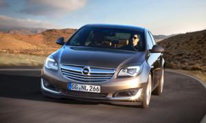 Обновленный Opel Insignia обзавелся тачпадом