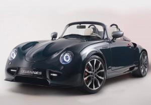 PGO представил новый нео-ретро концепт с мотором BMW