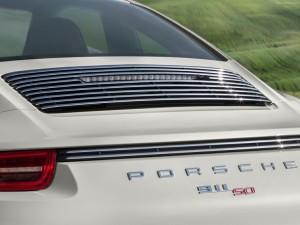 Готовится юбилейная серия Porsche 911 в честь 50-летия модели
