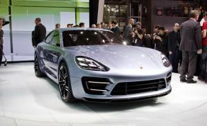 У нового Porsche Panamera и Bentley Continental появится нечто общее