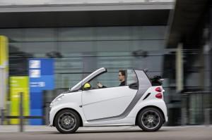 На рынок выходит спецверсия Smart ForTwo в стиле концепта BoConcept (+фото)