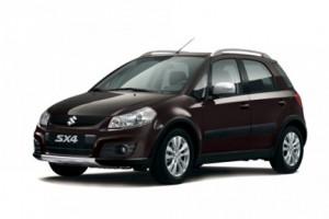 На российском рынке начинаются продажи Suzuki SX4 Rhino Edition