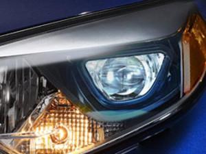 У новой Toyota Corolla будет доступна головная светодиодная оптика