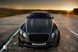 Тюнинг Bentley Continental GT от Vilner (+фото и видео)