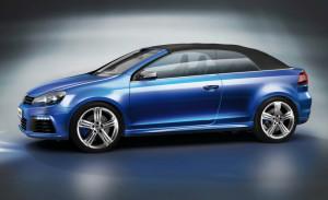 Тестируется новое поколение мощнейшего Volkswagen Golf R