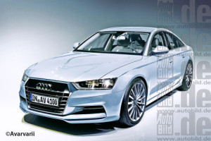 Больше информации о новой Audi A4