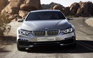 BMW представило новое динамичное видео по 4-Series Coupe (видео)
