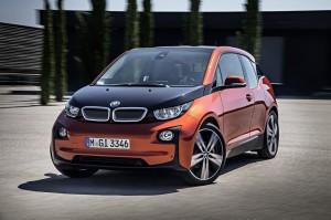 Дебютировал первый баварский электрокар BMW i3