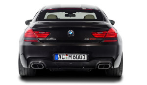 Тюнинг BMW M6 от AC Schnitzer (+фото и видео)