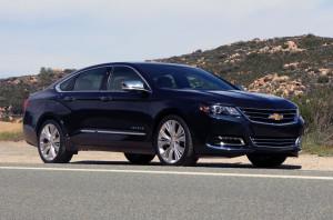 NHTSA признала новый Chevrolet Impala максимально безопасным