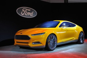 Первые Ford Mustang будут представлять 2014,5 модельный ряд