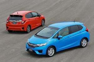 Новое поколение Honda Jazz/Fit представлено официально