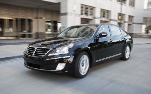 Производство модели Hyundai Equus запущено на «Автоторе»