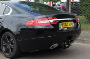 Jaguar намерен расширить линейку небольшим седаном