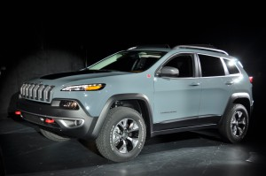 Jeep ведет разработку «заряженного» Cherokee