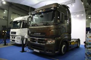 Доля «КАМАЗа» увеличилась на рынке тяжелых грузовиков