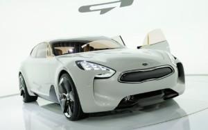 Концепт Kia GT через два года станет серийной моделью
