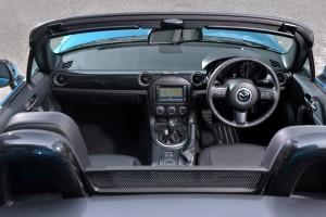 Британцам доступа ограниченная серия Mazda MX-5 Sport Graphite