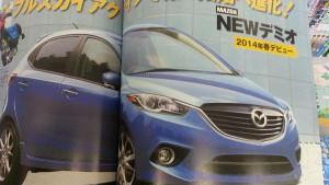 Появилась новая информация о Mazda2 и MX-5
