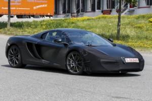 McLaren намерен обновить модель MP4-12C