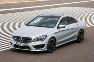 Mercedes-Benz намерен увеличить количество переднеприводных моделей