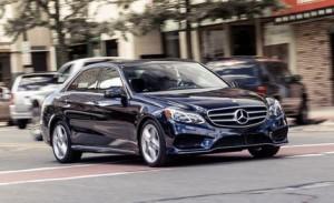 Mercedes-Benz E350 теперь с 9-ступенчатой трансмиссией