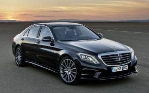 Названы рублевые цены на новое поколение Mercedes-Benz S-Class AMG