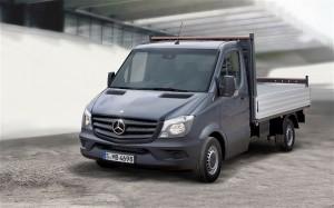 Стартовала сборка нового Mercedes-Benz Sprinter