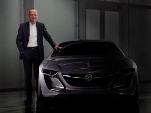 Opel показал прототип будущего купе Monza