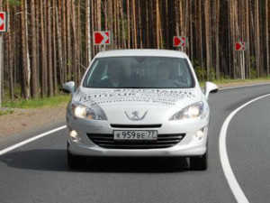 Специальный Peugeot 408 Sportium выходит на российский рынок