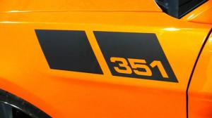 Saleen представляет мощнейший Mustang 351