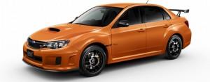 На рынок выходит новая версия Subaru WRX STI Ts TYPE RA