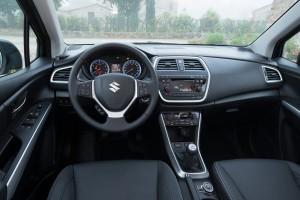 Больше подробностей о новом Suzuki SX4 (+фото)