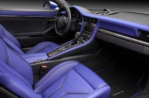 Тюнинг по-русски - Porsche 911 Carrera Stinger от Topcar (+фото)