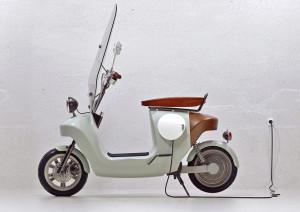 Скоро на дорогах появятся эко-скутеры – Van.Eko Be.e