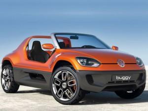 Volkswagen намерен создать багги на базе Up!